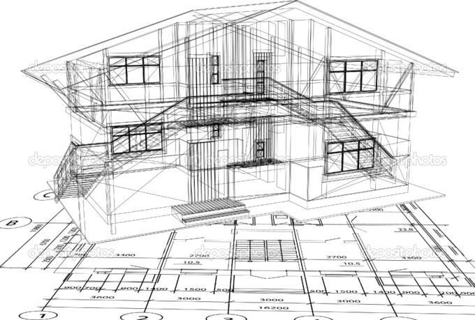 Cad service studio di architettura antonino for Strumento di progettazione di architettura online