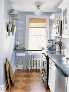 Arredare una cucina piccola - Studio di architettura Antonino