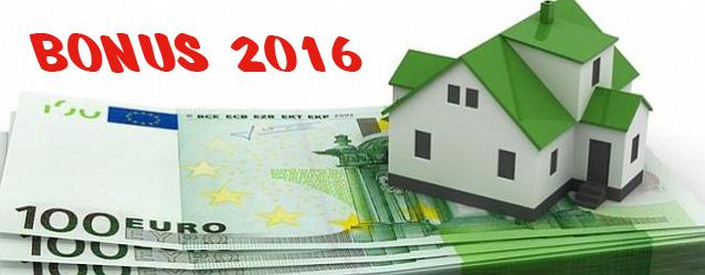 Bonus fiscali 2016 studio di architettura antonino for Enea detrazioni fiscali 2016